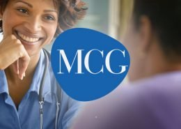 MCG brand identity