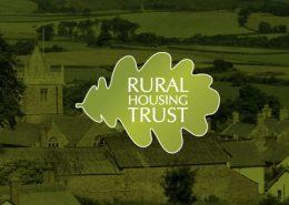 Rural Housing Trust brand identity
