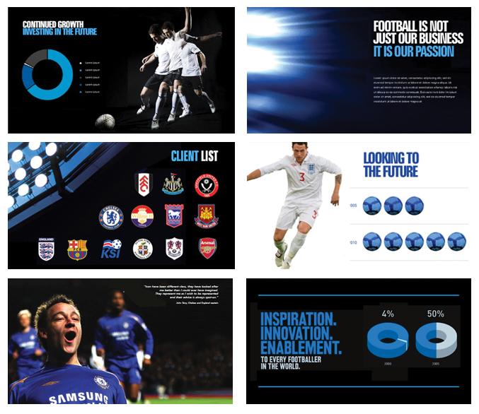 Icon brochure