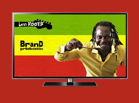 Levi Roots presentation