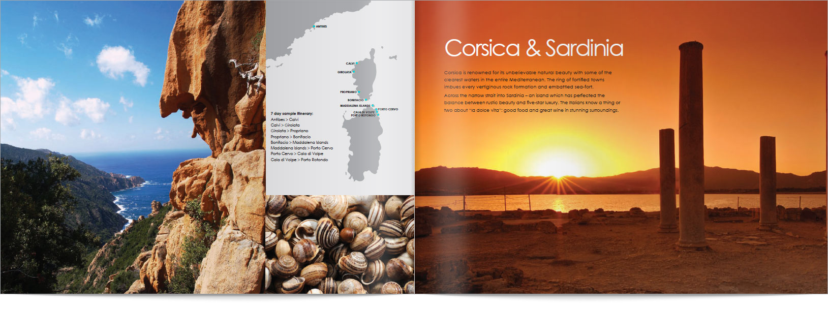 Oceanstyle Luxury yacht charter brochure