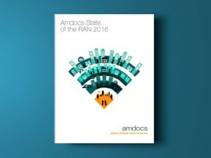 Amdocs marketing collateral