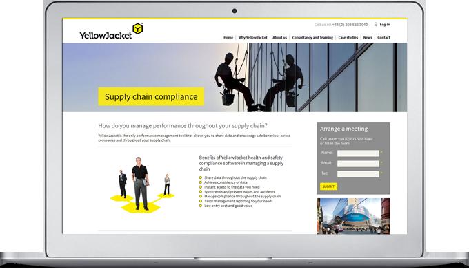 YellowJacket website